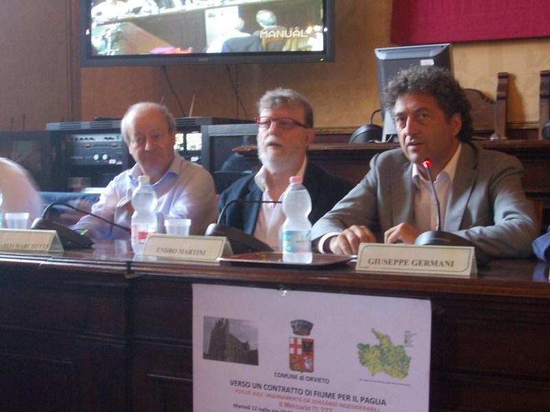 Inquinamento da Mercurio nel Paglia, Orvieto capofila per un progetto da sottoporre al Ministero dell'Ambiente