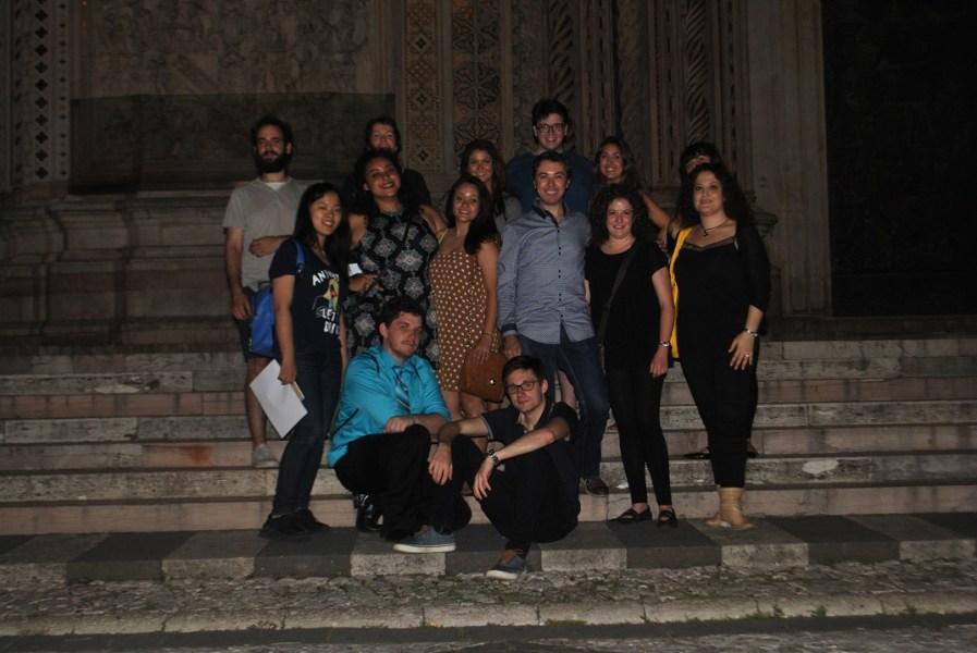 Concluso programma di studio ad Orvieto per studenti Drew University