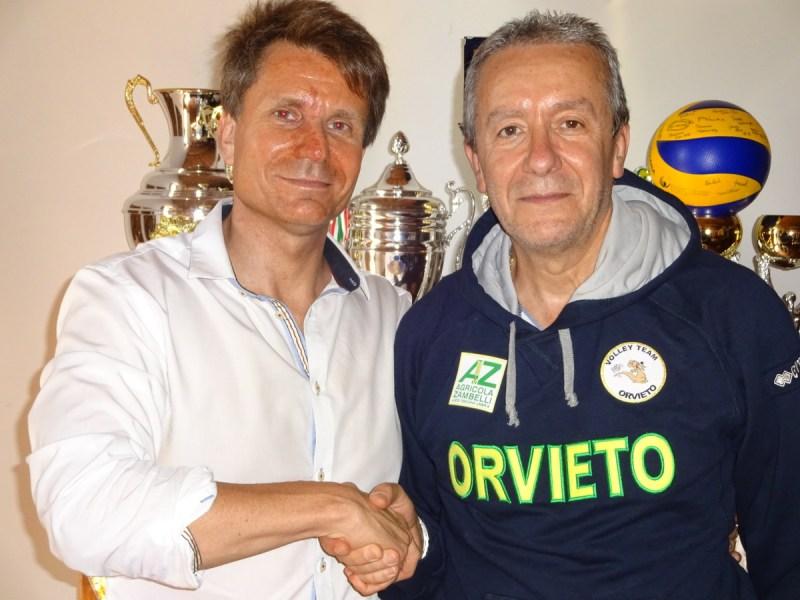 Fiorenzo Frasca è il nuovo team manager della Zambelli Orvieto