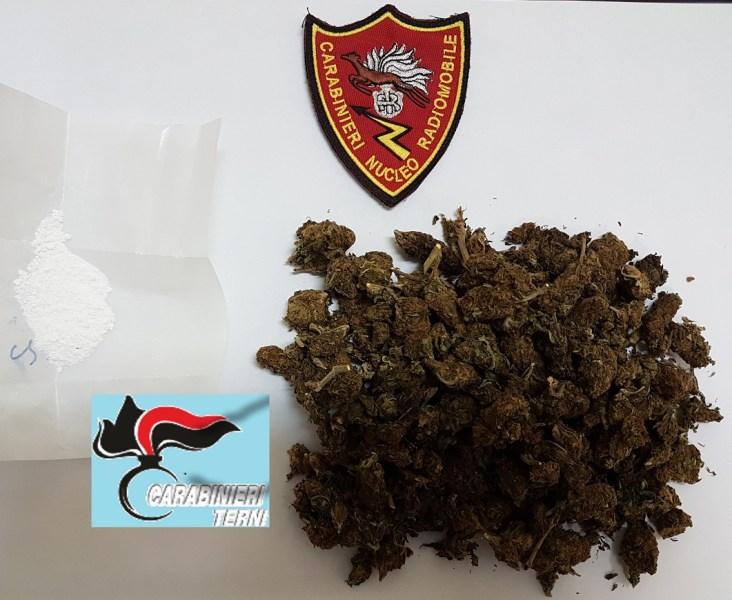 Controlli lungo le strade, arrestato 37enne per detenzione marijuana e cocaina