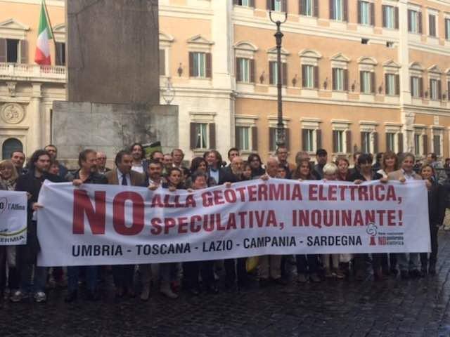 """Rete Nogesi, referendum e geotermia: """"i giochi sono finiti, appello alla Marini"""""""