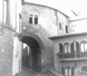 Scorci di Orvieto e i suoi magnifici portali