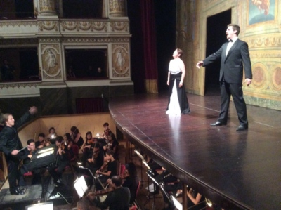 Concerto dei finalisti del VII Concorso internazionale per direttori d'opera