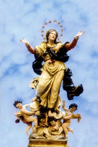 Solennità Maria Assunta in cielo, lunedì 15 agosto al Duomo
