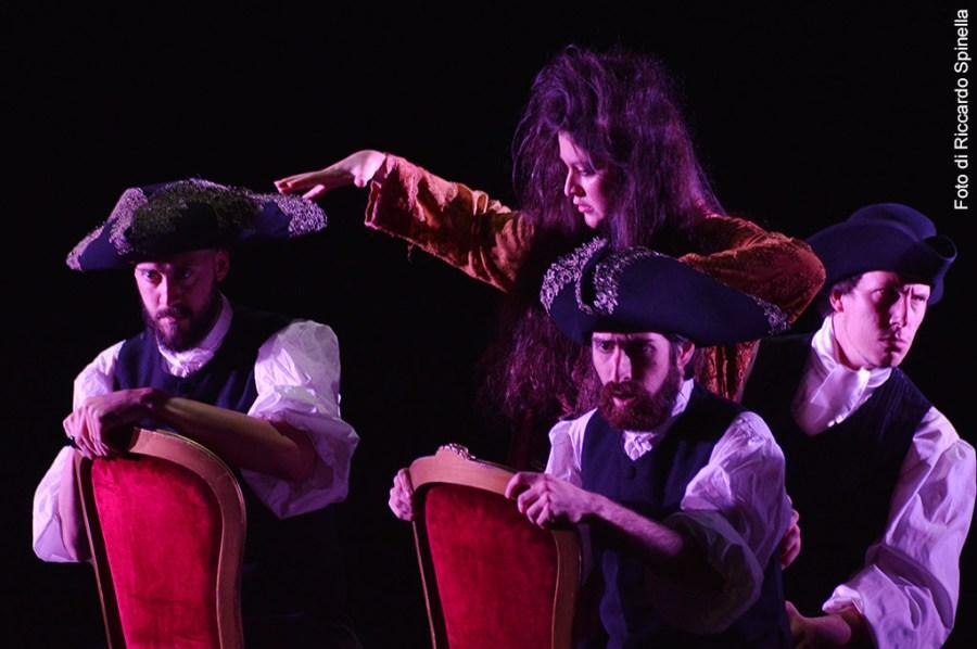 """Al Mancinelli il Teatro Sperimentale di Spoleto porta in scena """"Un ballo in maschera"""""""