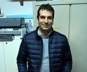 Errico Ricci, responsabile settore Giovanile
