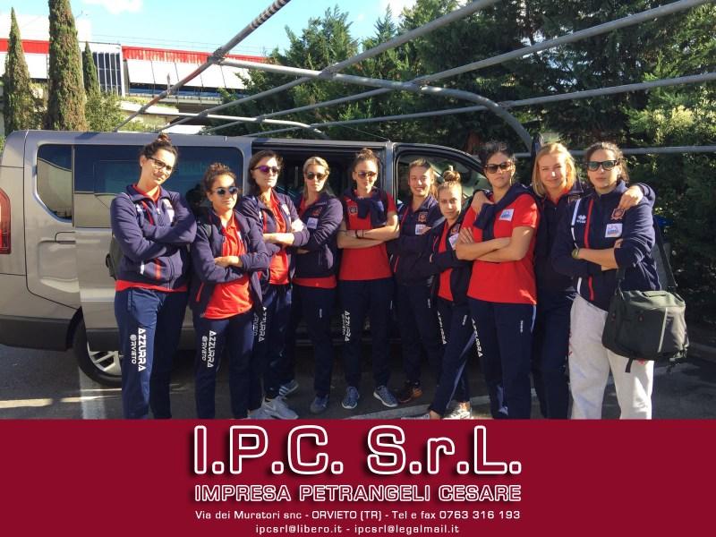 I.P.C. s.r.l. è Match Sponsor del prossimo turno di campionato