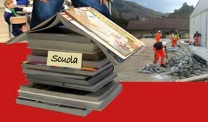 Una nuova scuola per i bambini di Norcia, progetto finanziato da Coop Centro Italia e Unicoop Firenze