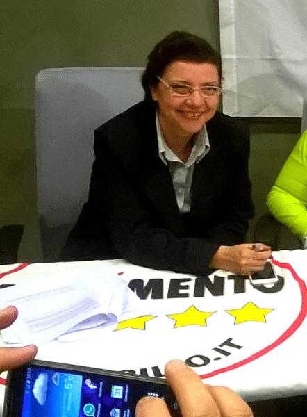 """Lucia Vergaglia (M5S): """"la città va governata al meglio"""""""