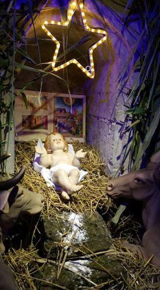 A mezzanotte celebrata in Duomo dal Vescovo Benedetto Tuzia la Natività di Gesù