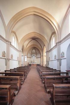 Chiusa la chiesa del cimitero di San Venanzo dopo ultime scosse di terremoto