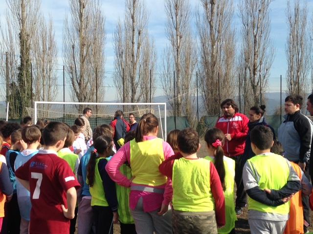 #OrvietOvale il rugby si insegna a scuola