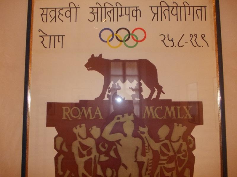 Orvieto accende le fiaccole olimpiche 2017