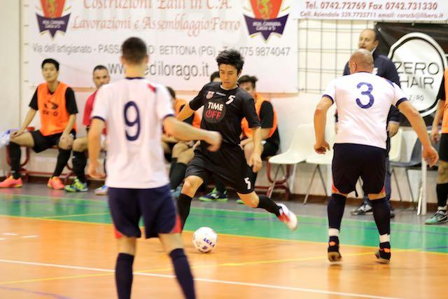 Orvieto Fc, società sportiva aperta al Sol Levante