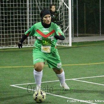 Il calcio è anche donna. Novanta minuti con Francesca Riccitelli