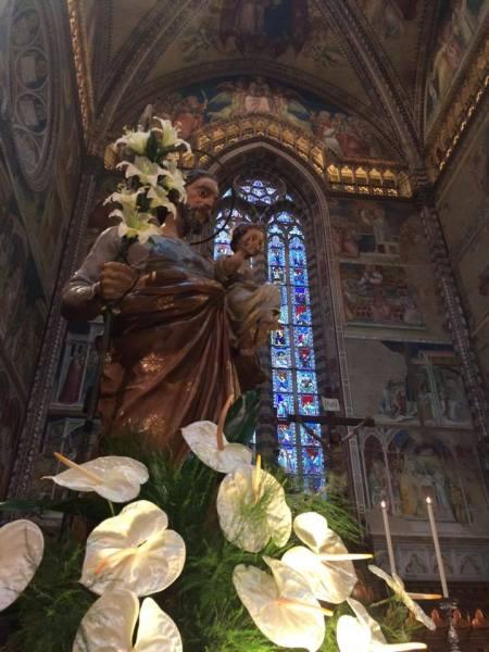 Vespri Solenni e Processione in onore di San Giuseppe, patrono della città di Orvieto