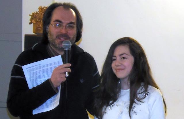 """In pieno svolgimento le """"Suggestioni Chopiniane"""" del Maestro Cambri"""