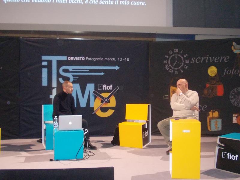 Fiof 2017, It's Time partenza col botto. Antonio Gibotta e Andrey Semenov, due incontri su forma, stile e contenuto