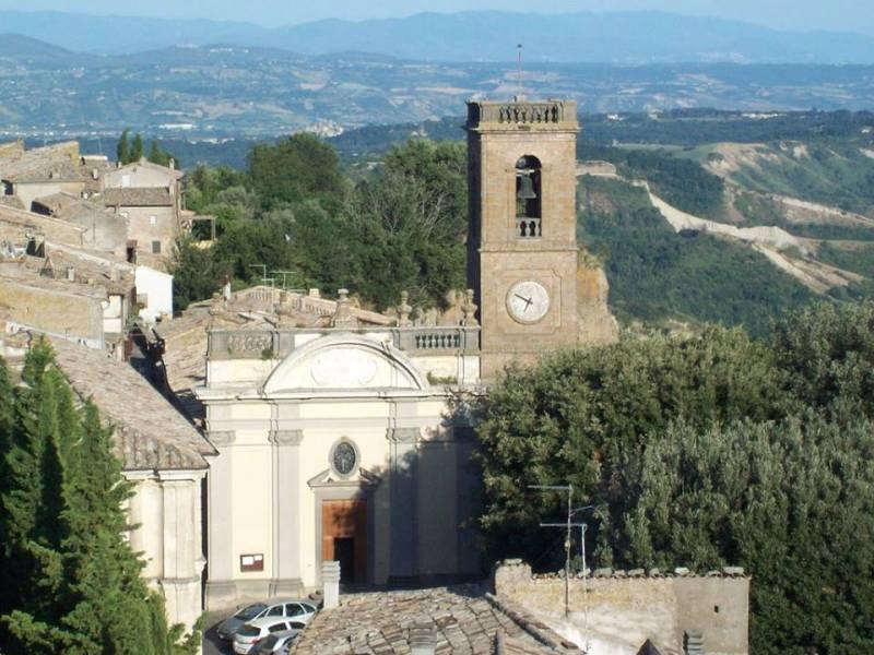Lubriano, recuperati in due chiese affreschi del '500 e '600. Grazie anche all'intervento della Fondazione Cro