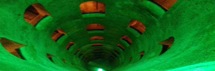 Circa 500 ingressi al Pozzo di San Patrizio per il Saint Patrick's Day con Global Greening