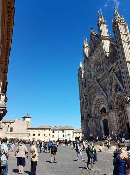 Pasqua e Pasquetta: Orvieto ha vinto. Boom di visitatori e turisti.