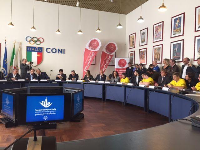 Orvieto accoglie la Torcia Olimpica dei 33° Giochi Nazionali Estivi Special Olympics
