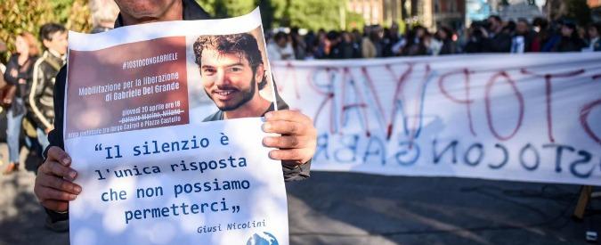 ProCiv, Gabriele del Grande è stato liberato. Il 2 maggio a Roma manifestazione contro il bavaglio turco