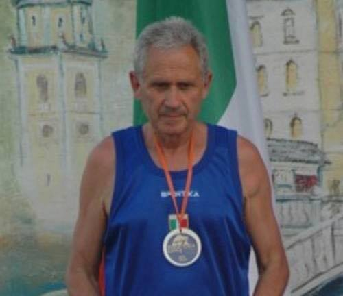 Nuovo successo mondiale per il marciatore orvietano Romolo Pelliccia