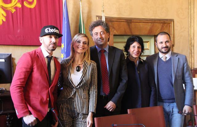Andrea Bocelli e la sua orchestra con  Serena Autieri ad Orvieto4ever di Marco Bosco