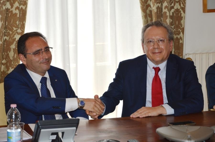 Credito Pmi, accordo Gepafin-CariOrvieto per il rilascio di garanzie