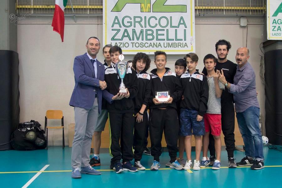 Orvieto FC: Bellagamba soddisfatto del Final Four di Coppa Umbria