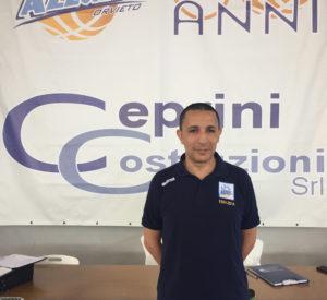 Azzurra Orvieto: Francesco Tringali assume la nuova direzione sportiva