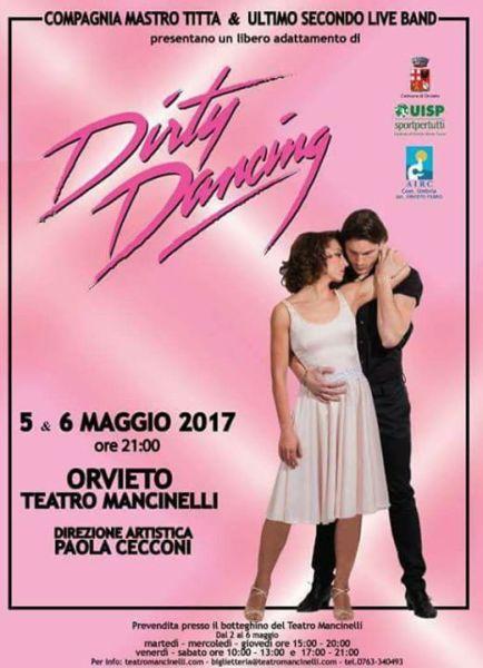 """""""Dirty Dancing"""" della Compagnia Mastrotitta al Mancinelli:sold out in quasi tutti gli spettacoli"""