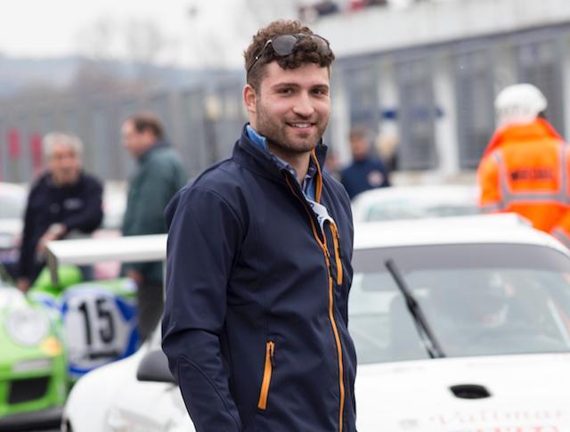 Federico Giulivi nuovo Fiduciario Provinciale di ACI Sport