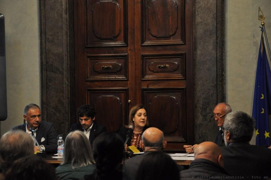 """Marini: Umbria jazz, una grande occasione di promozione per la ripartenza dell'Umbria"""""""