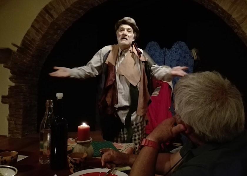 Rivivono le streghe di Macbeth al Teatro Null di Gianni Abbate