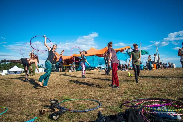 Sul Monte Peglia torna in scena il Wao Festival con 5 giorni di musica, cultura e ecologia