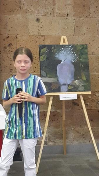 Francesco Barberini e i suoi Pterosauri. Presentazione del secondo libro del giovane ornitologo