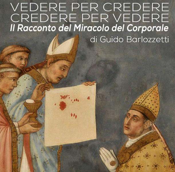 Riccardo Cotarella lega il miracolo eucaristico al valore simbolico e sacrale del vino