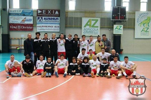 Orvieto Fc, Prima squadra e Giovanissimi portano a casa la vittoria della Coppa Disciplina