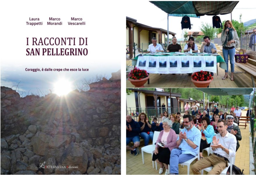 I Racconti di San Pellegrino, un libro edito Intermedia per riflettere a posteriori sulla tragedia del terremoto