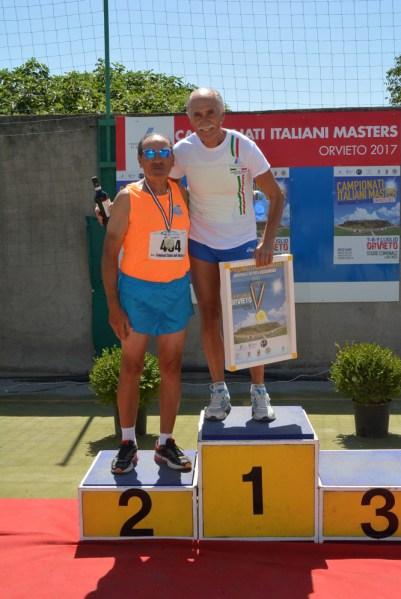 CAMPIONATI MASTER, A ORVIETO RECORD ITALIANO SUI 100 HS
