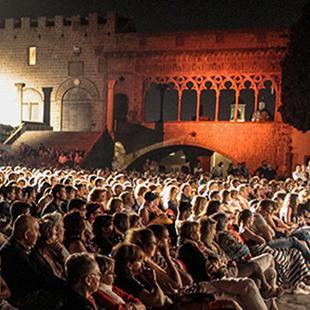 Pif e Michele Astori al Tuscia Film Fest 2017 con 'In guerra per amore'