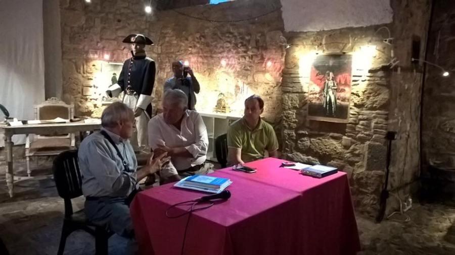Acquapendente in Umbria: l'esperienza dell'impero francese. I lavori di Zefferino Cerquaglia