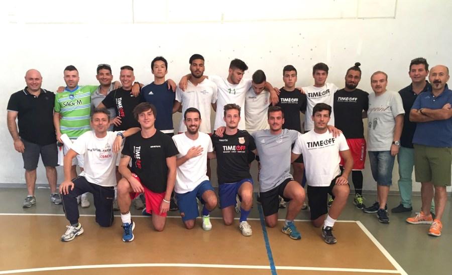 Orvieto FC Calcio a 5, si parte per la stagione 2017-2018 in vista del campionato umbro di futsal