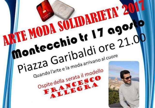 """A Montecchio c'è """"Arte, moda e solidarietà"""" per tedere una mano a Castelluccio di Norcia"""
