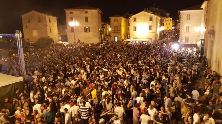 Chiude con oltre 10mila presenze la 34esima Festa del Vino di Castiglione in Teverina