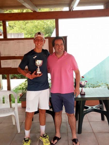 Chiuso Torneo Nazionale Open Tennis ad Acquapendente, premiati i Terza Categoria