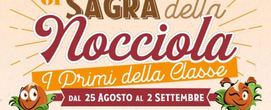 Al via la 61a Sagra della nocciola a Caprarola, tra gli ospiti Max Giusti e Paolo Belli