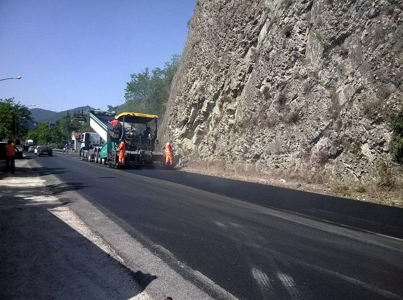 Rete stradale Umbria, dal 1 ottobre trasferiti ad Anas oltre 240 chilometri